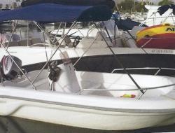 аренда моторных лодок без прав судоводителя в Алькудии на Майорке